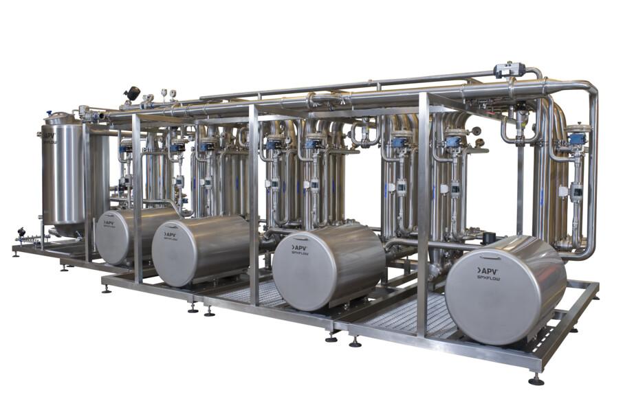 Microfiltration (MF) - Membrane Filtration Systems