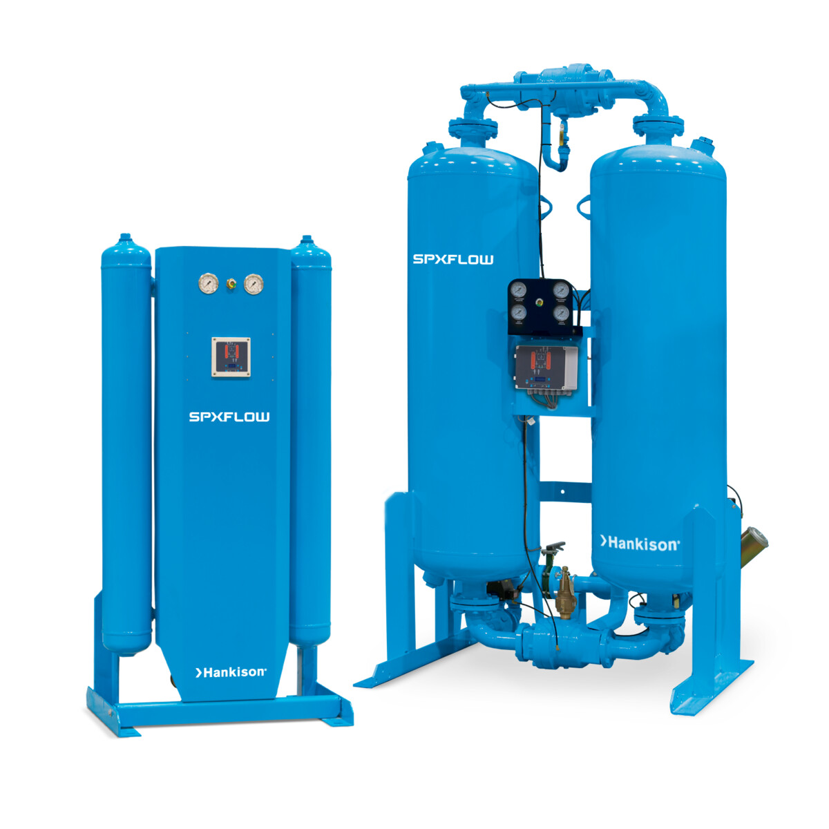 HHL, HHS and HHE Series   Heatless Regenerative Desiccant Dryers