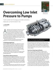 WCB Pumps and Systems Universal Twin Screw Pump Article February 2019 US