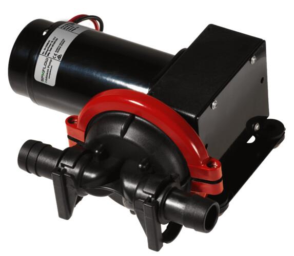 Johnson Pumps 10-13373-04 Viking Power 32 Waste Pump 24V Sports ...